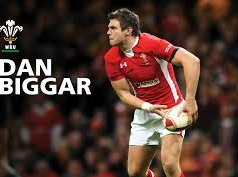 Dan Biggar Wales