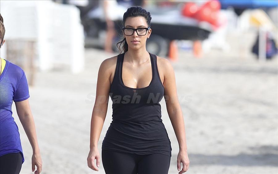 Losing Weight The Kim Kardashian Way
