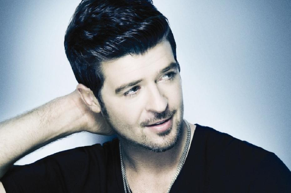 Sexy Stamp Robin Thicke