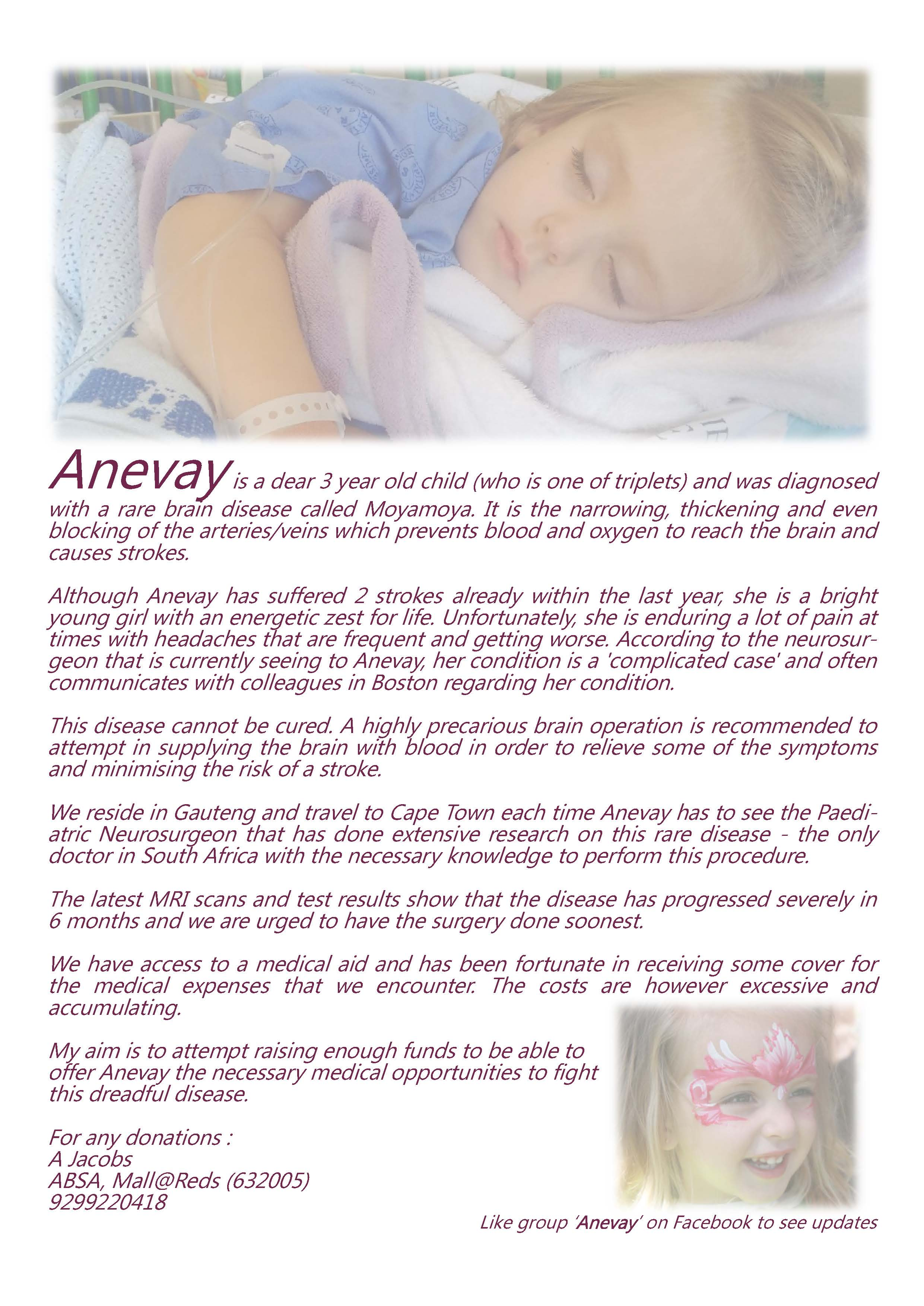 GMA Extra: Anevay on the road to recovery