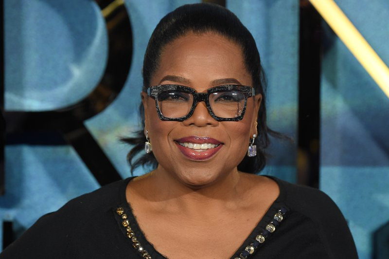 Oprah AFP Anthony HARVEY / AFP