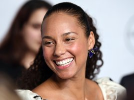 Alicia Keys / Credit: ANGELA WEISS / AFP