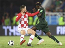 Croatia Nigeria World Cup