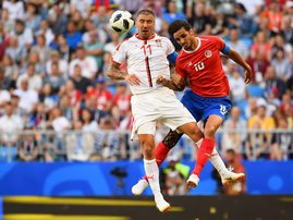 Serbia CostaRica World Cup