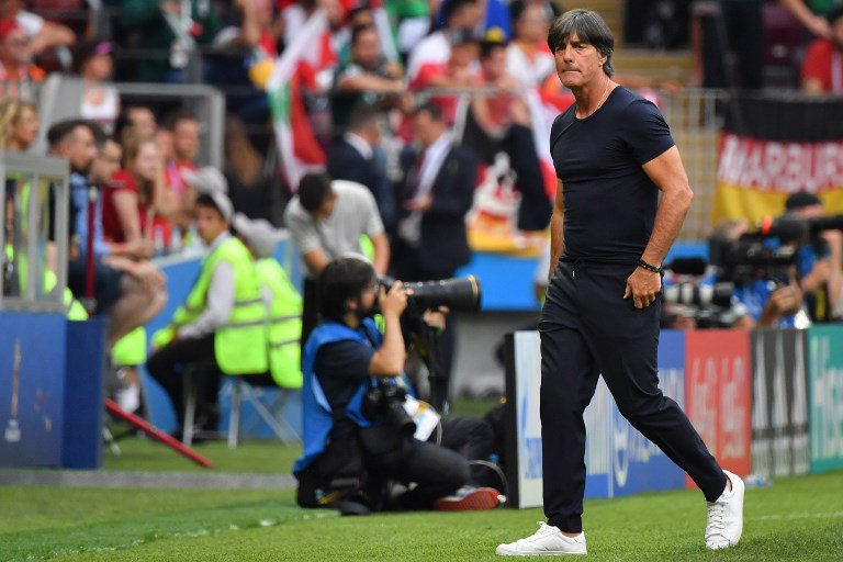 Joachim Loew Germany World Cup