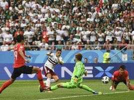 Javier Hernandez World Cup