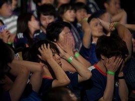 japan world cup Toshifumi KITAMURA / AFP