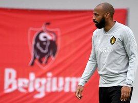 ThierryHenry Belgium