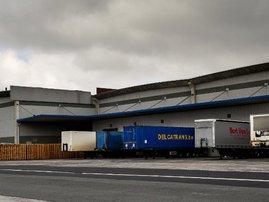 Warehouse Red Bull
