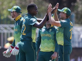 South Africa v Zimbabwe cricket