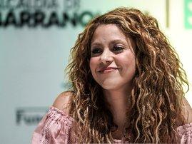 Shakira LUIS CHARRIS / AFP