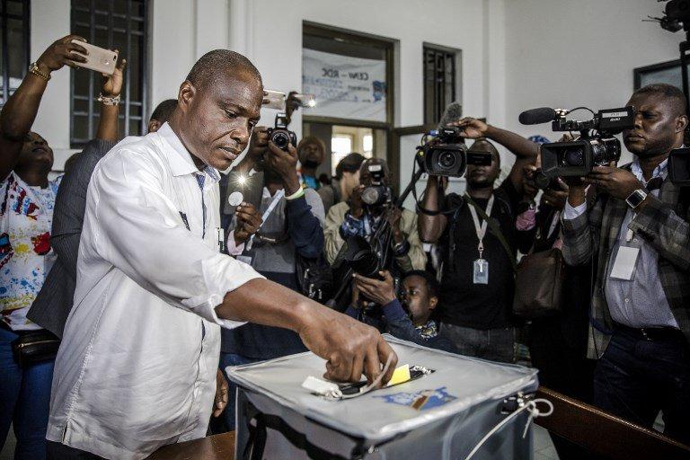 Martin Fayulu DRC