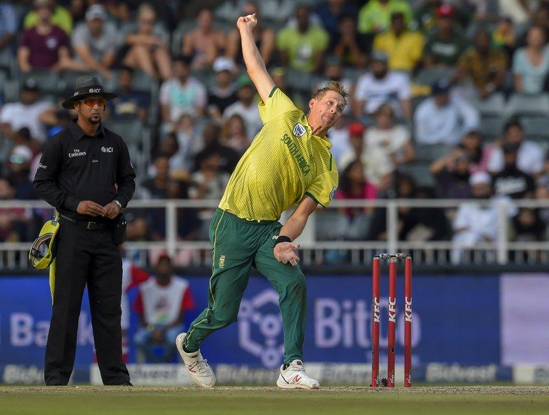 Chris Morris Christiaan Kotze / AFP