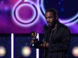 Kendrick Lamar Timothy A. CLARY / AFP