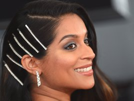 Lilly Singh VALERIE MACON / AFP
