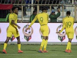 PercyTau_Bafana_AFP