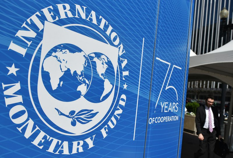 IMF - AFP