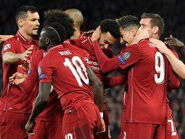 Liverpool LLUIS GENE / AFP