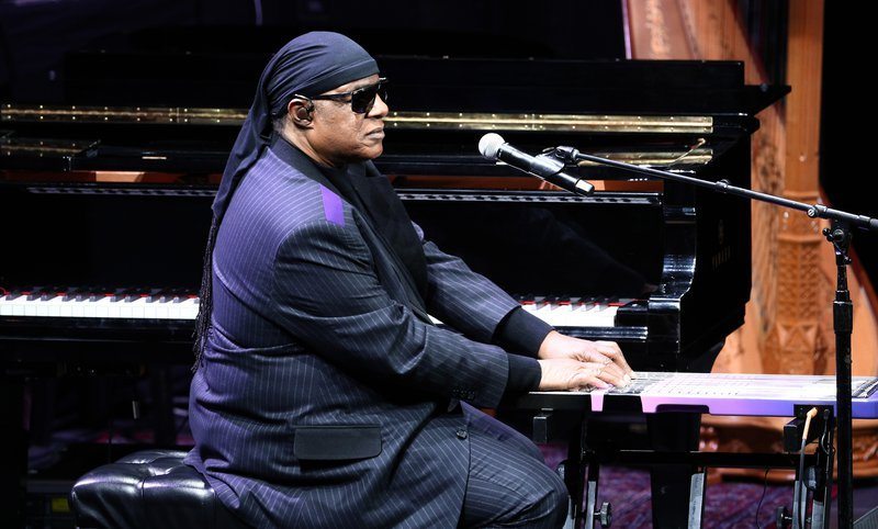 Stevie Wonder / Frederick M. Brown / POOL / AFP