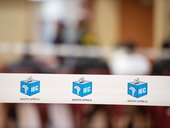 IEC Elections South Africa - afp