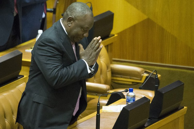 The five labours of Cyril Ramaphosa