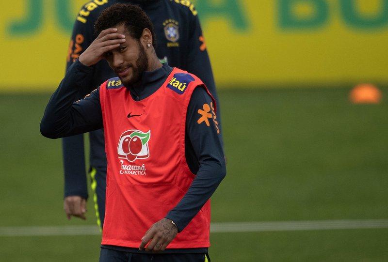 Neymar-AFP