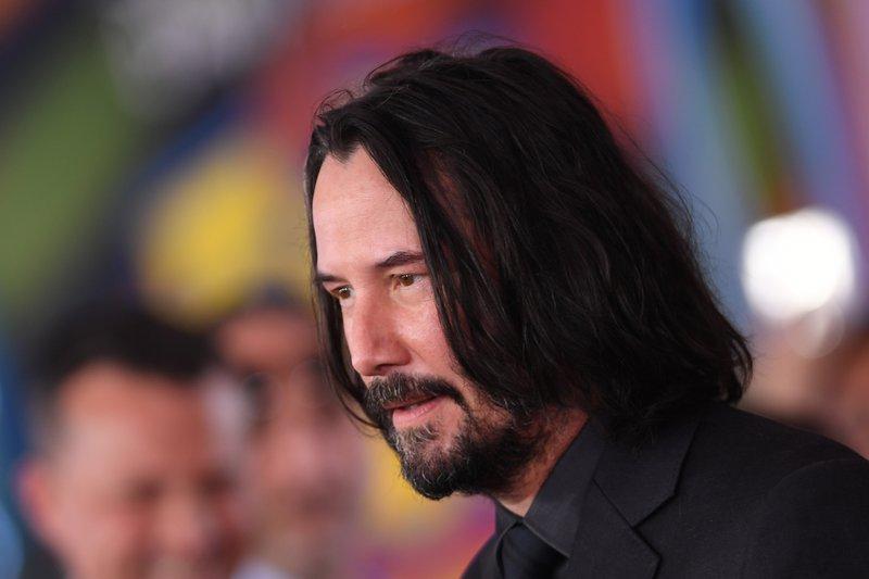 Keanu Reeves / VALERIE MACON / AFP