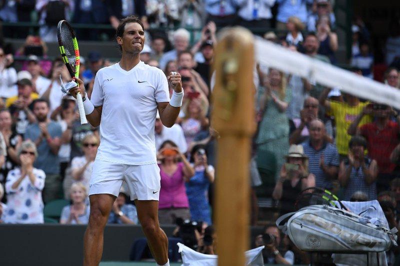 RafaelNadal-Wimbledon-AFP