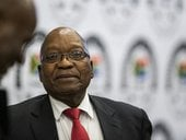Jacob Zuma at Zondo commission
