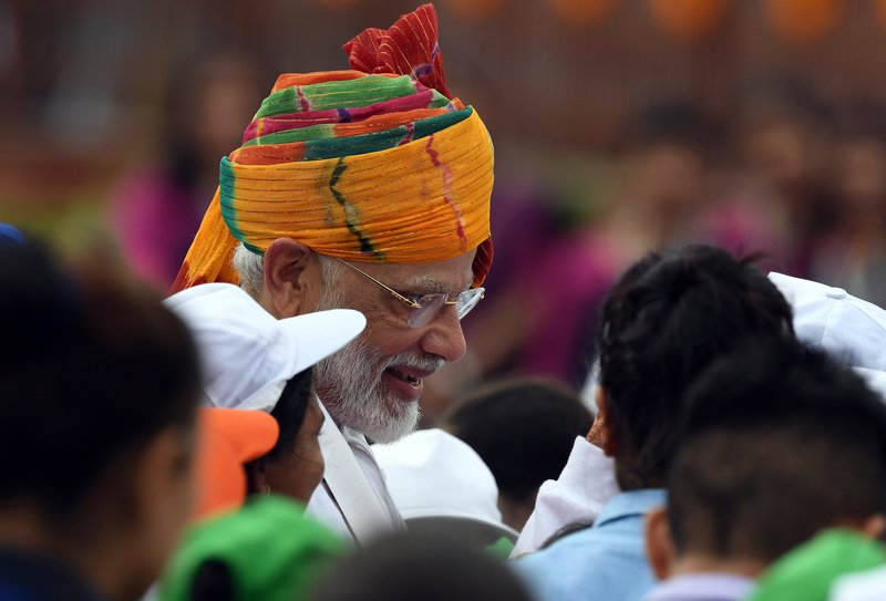 Modia-India-AFP