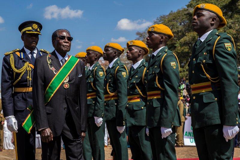 Mugabe-Zim-AFP