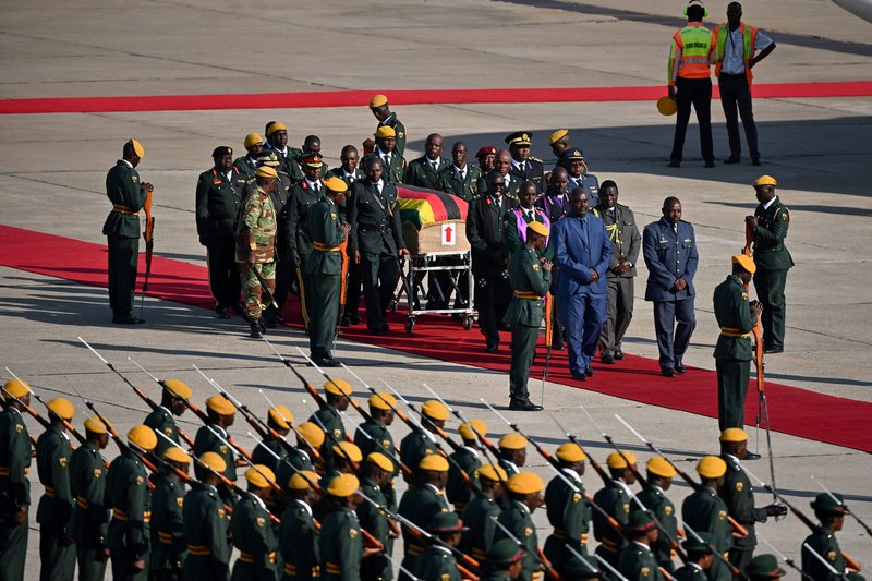 Robert Mugabe's family lashes Zim govt over his funeral arrangements