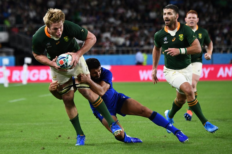 boks italy Anne-Christine POUJOULAT / AFP