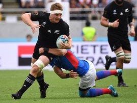 Sam Cane All Blacks - AFP