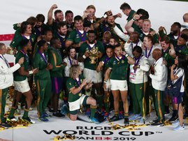Springbok squad World Cup - AFP
