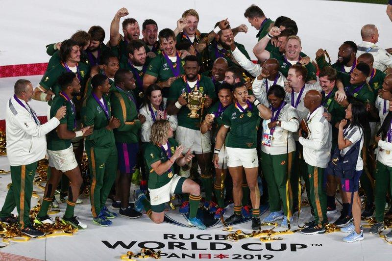 Springbok squad World Cup - AFP