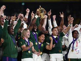 Springboks World Cup Final - AFP