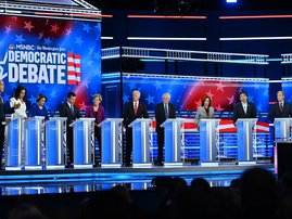 Democratic primary debate of the 2020 presidential campaign