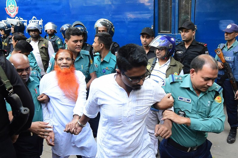 Image result for Holey Artisan cafe: Bangladesh Islamists sentenced to death for 2016 attack
