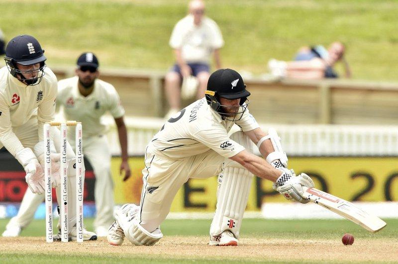 Kane Williamson New Zealand - AFP