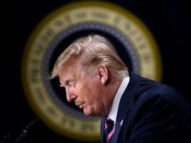 Impeachment vote set for Wednesday as Trump rages