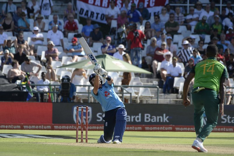 Recent Match Report - South Africa vs England 1st ODI 2020