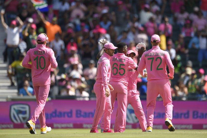 Proteas Pink ODI - AFP