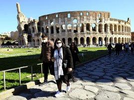 Caronavirus Italy - AFP