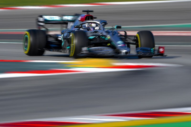 Lewis Hamilton Formula One - AFP