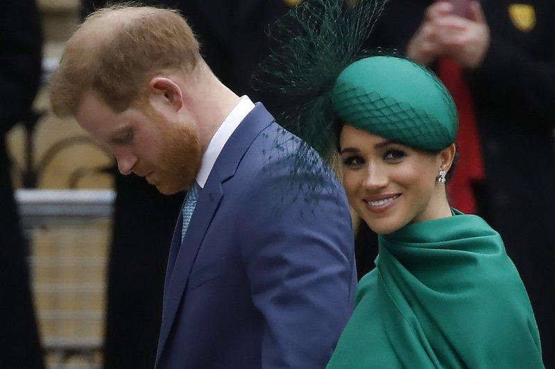 Meghan Markle and Prince Harry Final App