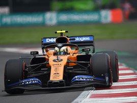 McLaren Formula One - AFP