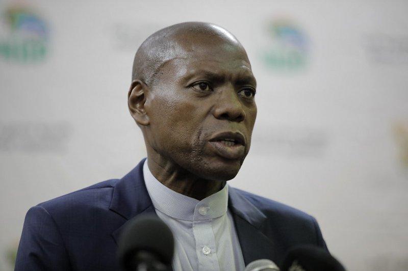 Zweli Mkhize - AFP