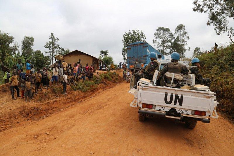 United Nations DRC - AFP