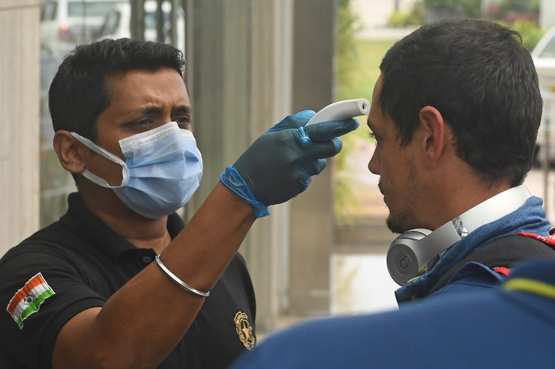 Cricket coronavirus - AFP